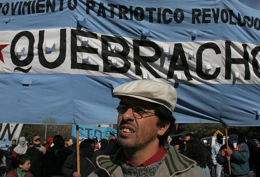 Repudio de la CTA Capital a la detención de Fernando Esteche