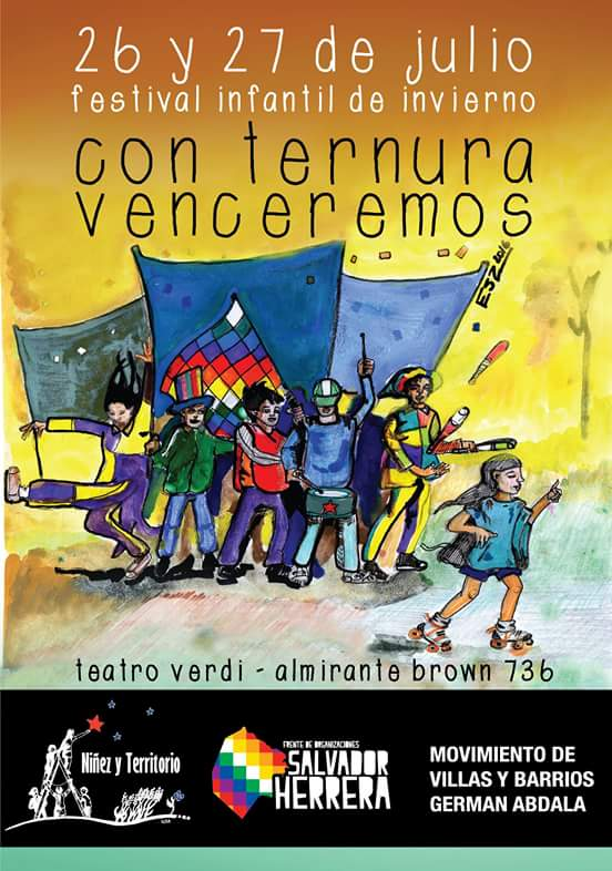 Festival Infantil 'Con ternura venceremos'