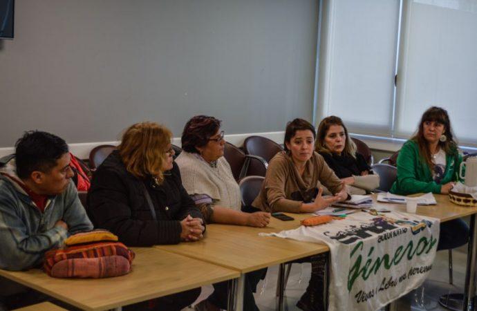 Trabajadoras de ATE y CTA-A se organizan ante la crisis humanitaria