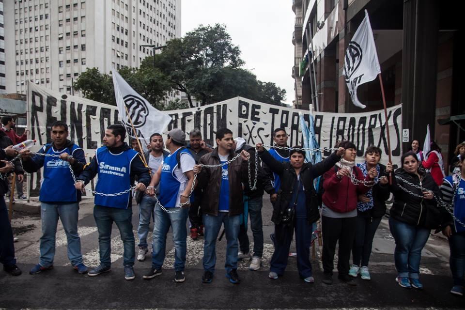 Hernán Luengo: «Ningún Juez quiere hacerse cargo de una causa contra el Ministerio de Trabajo de la Nación»