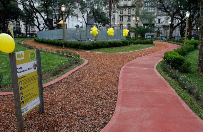 Recoleta: vecinos piden la reincorporación de un guardaparques