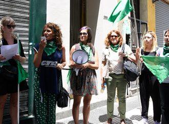 Justicia es que no vuelva a pasar: Aborto legal ya