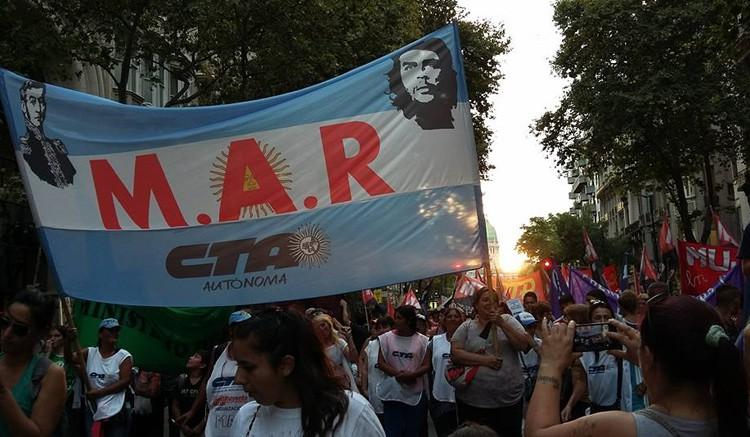Repudio a la detención arbitaria de dos compañeras en Moreno