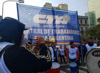 La CTA Autónoma repudia la sedición policial: un reclamo salarial no se puede convertir en una sublevación armada