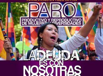 #9M: La CTA Autónoma convoca y adhiere al Paro de Mujeres y Diversidades