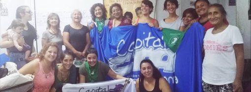 """Charlas en Verde y Violeta: """"en esta Central el feminismo se debate"""""""