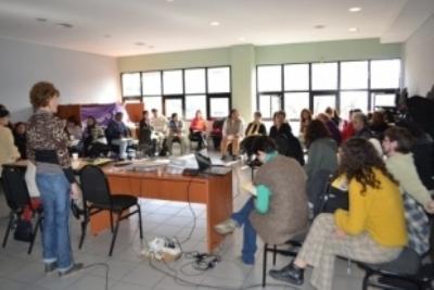 Segundo Encuentro de Formación Política con perspectiva de Género