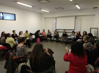 Terminó la segunda etapa de la formación para acompañantes contra la Violencia de Género