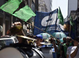 La CTA Autónoma celebró en la calle la derrota del neoliberalismo