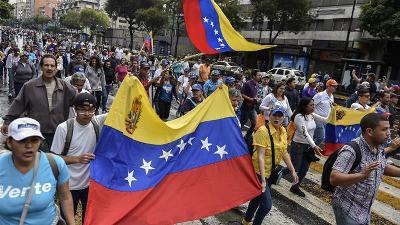 Solidaridad con la República Bolivariana de Venezuela