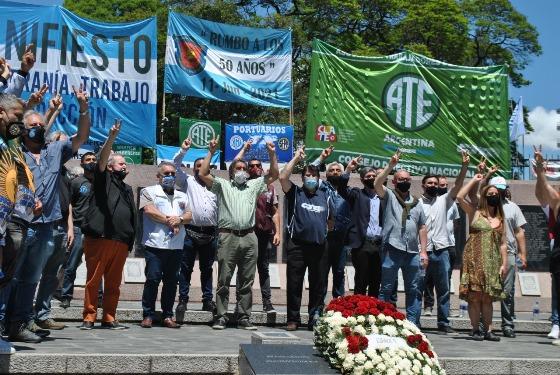 Godoy: «El camino a una Patria emancipada es con militancia popular y soberanía nacional»