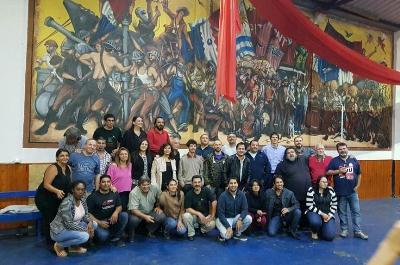 Culminó el 1er Congreso Interamericano sobre Tercerización Laboral en Montevideo