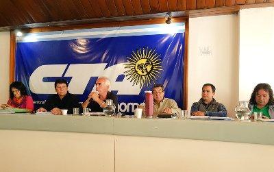 La CTA Autónoma para y moviliza el 30 de abril
