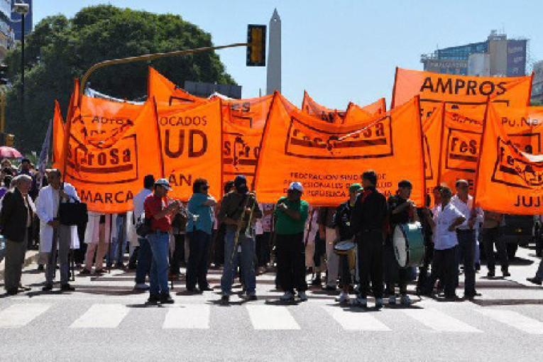 El Congreso de FESPROSA aprobó una Jornada Nacional de Lucha el 14 de junio