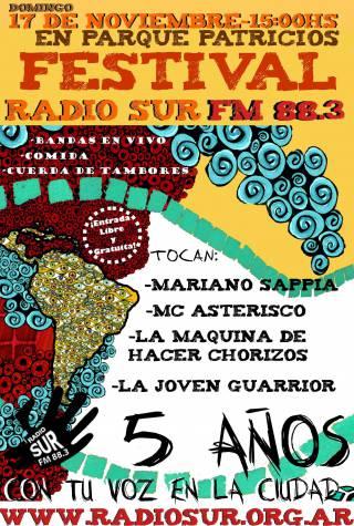 FestivalRadioSur17deNov