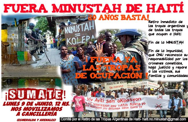 Haití 110pegar