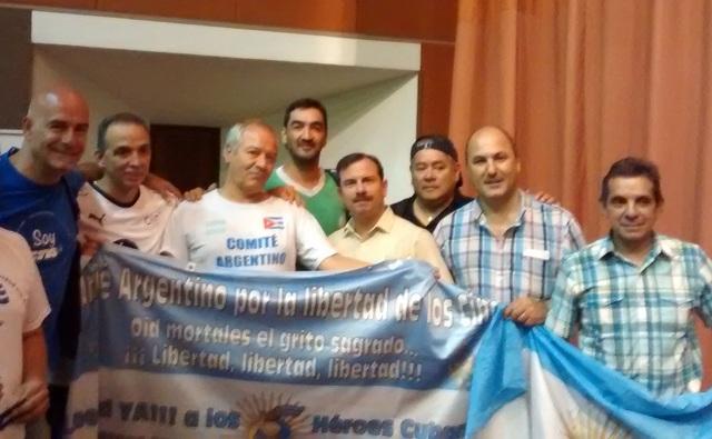 Reconocimiento a la CTA Autónoma de Argentina en Encuentro Internacional de Solidaridad con Cuba