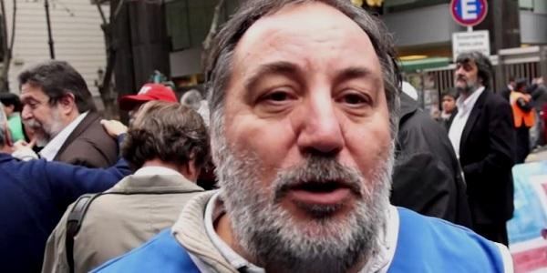 Pepe Peralta: «Junto con el Congreso estamos largando una Campaña de Concientización sobre la inminente reforma laboral»