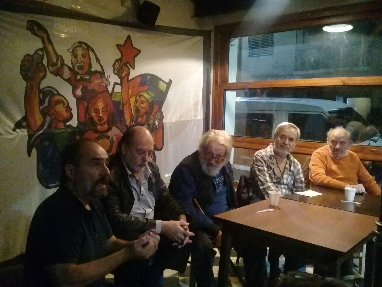 Un avance en la recuperación de la Sociedad Argentina de Artistas Plásticos