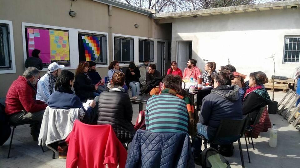 Talleres de formación para educadorxs de los Bachilleratos Populares