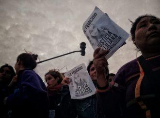 Compañeras de la Villa 31 exigieron justicia para Liliana González