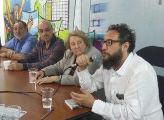 """Culminó la muestra plástica """"Centenario de la Semana Trágica"""""""