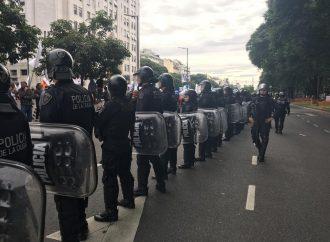 La Fenat movilizó al Ministerio de Desarrollo Social y acampa si la única respuesta es la represión
