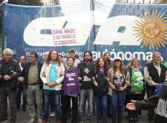 Huelga unitaria se hace sentir en toda la Argentina