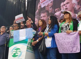 Hay una sola CTA Autónoma y su Secretario General es Ricardo Peidro