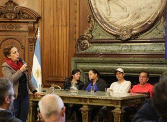 Se presentó el relevamiento de Servicios Públicos de la Villa 21-24