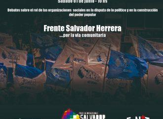 Primer Encuentro de la militancia – Frente Salvador Herrera