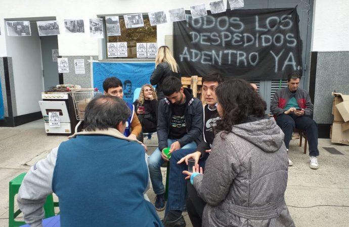 Solidaridad con las y los trabajadores del Laboratorio Craveri