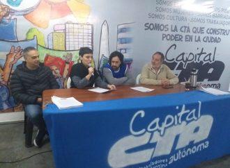 Se presentó el documento de Propuestas por el buen vivir en la Ciudad de Buenos Aires
