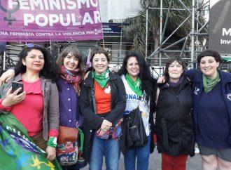 La CTA Autónoma volvió a exigir en el Congreso por el aborto legal