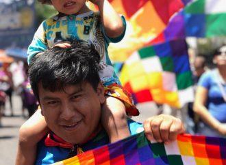 Golpe a la democracia en Bolivia