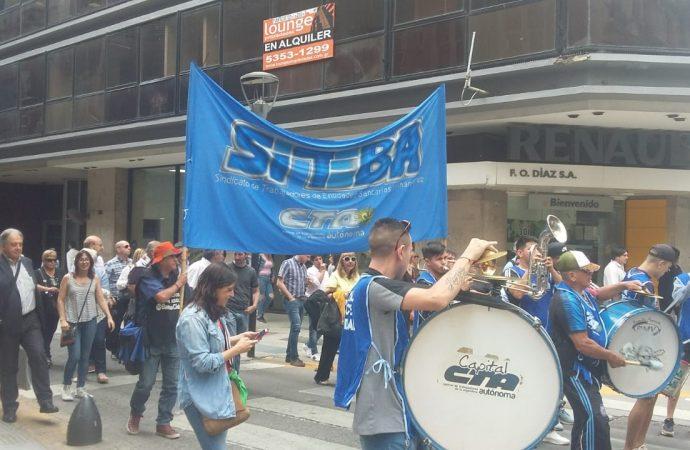 SiTEBA-CTAA ganó una histórica demanda contra Banco Ciudad