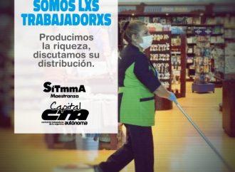 """""""El SiTMMa-CTAA es la herramienta de organización de los trabajadores de maestranza"""""""