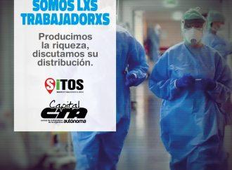 Bassignani: «La pandemia puso en evidencia los problemas que padecemos las y los trabajadores de OSPLAD»