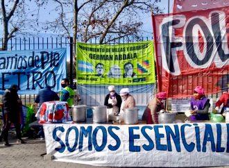 """Spataro: """"Seguimos reclamando al GCBA el reconocimiento salarial de todas las y los trabajadores comunitarios"""""""
