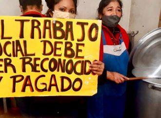 Décimo tercera Jornada consecutiva de Ollas en Barrios y Villas de la Ciudad