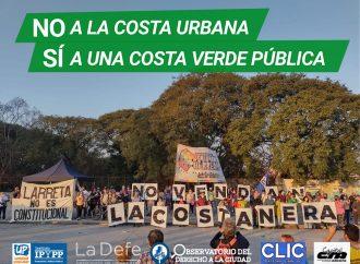 Costa Urbana, la síntesis del modelo privatista de la Ciudad de Buenos Aires