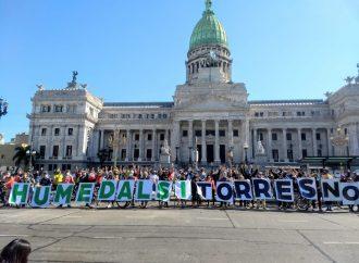Impactante demostración ciudadana en defensa de la Costanera Sur