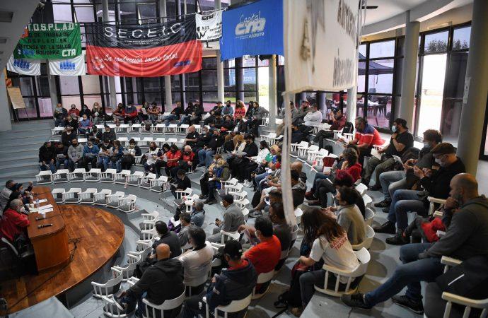 El Sector Privado de la CTAA Capital definió los ejes que llevará al Congreso de la Central