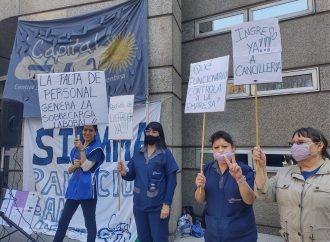 """Mariana Castro: """"Exigimos que le devuelvan los puestos de trabajo a los 22 compañeros que están afuera»"""