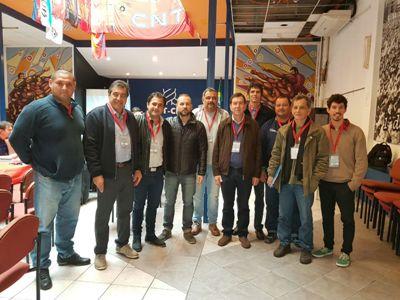 Comenzó el 1er Congreso Interamericano sobre tercerización laboral en Montevideo