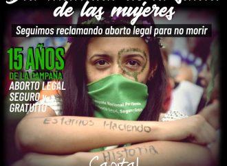28 de mayo: Día Internacional de Acción por la Salud de las Mujeres