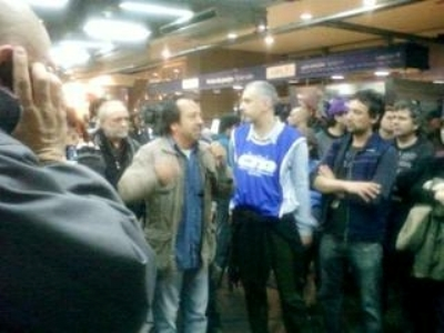La Justicia ordenó la reincorporación de Cristian Fontana a Aerolíneas Argentinas