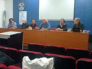 Debate y formación de trabajadores del ámbito privado de Capital Federal