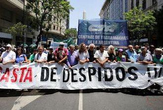 Prohibición de despidos y suspensiones por 60 días