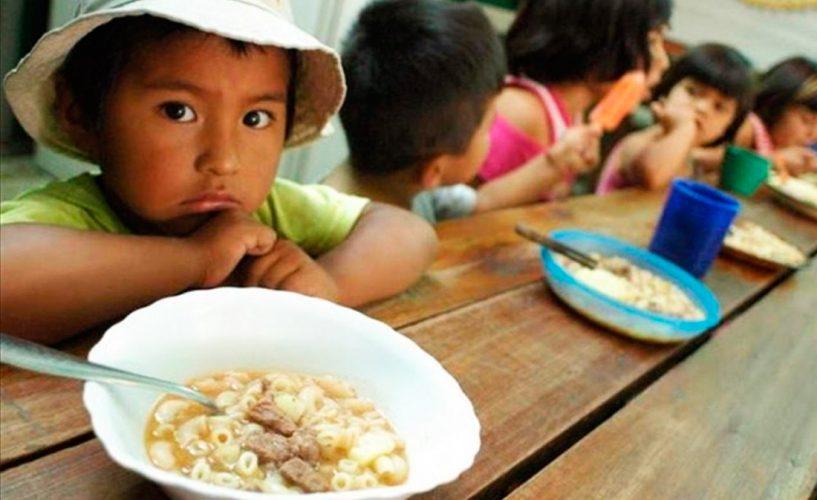 Hambre, una realidad cotidiana para 4 millones de chicos argentinos